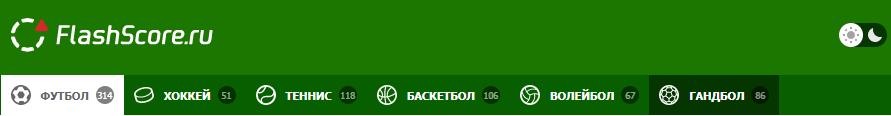 FlashScore.ru