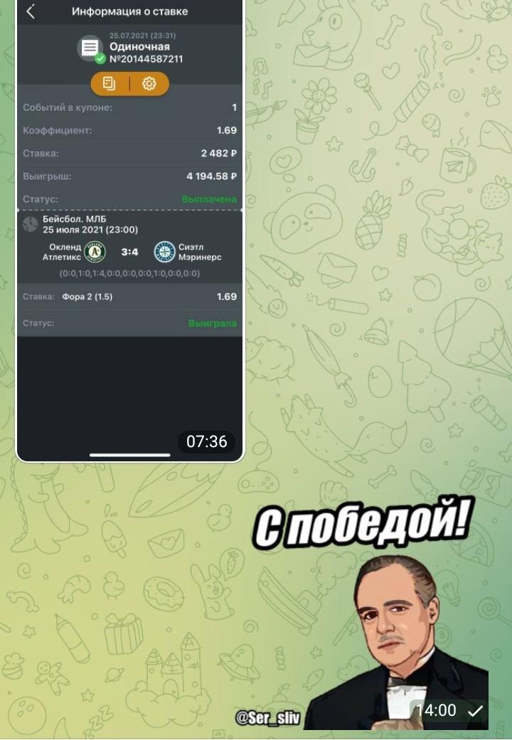 PIRAT SLIV Телеграмм